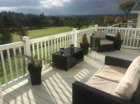 Stunning Pemberton Arrondale Lodge at Percy Wood Country Park in Northumberland