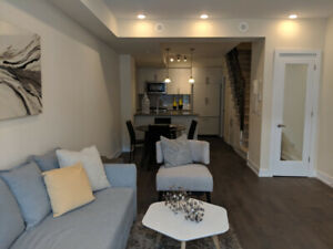 Executive 3+den townhouse in the Junction - !! 1 month FREE!!