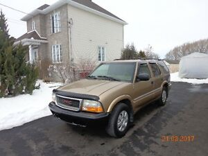 2000 GMC Jimmy Familiale