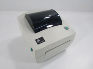 Zebra TLP 2844 Label Thermal Printer - Used, untested, as-is