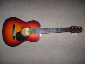 El Degas Small  Body Acoustic Guitar-MT 101 SB-Good condition