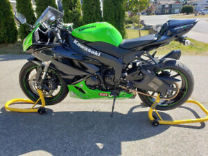 2010 Kawasaki ZX6R Ninja *Reduced from $7288