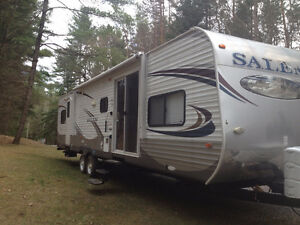 2012 SALEM 36 FOOT BUNK HOUSE BHBS LIKE NEW
