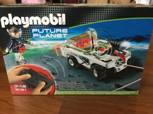Playmobil New in Box Future Planet Remote Vehicle