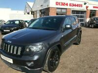 2013 Jeep Grand Cherokee 3.0 V6 CRD S-LIMITED 5d 237 BHP Estate Diesel Automatic