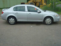 2007 CHEVY COBALT  $3300.00 WITH NEW MVI.