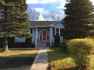 Executive 3 bedroom home in Churchill square area for rent