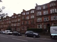 1 Bedroom Fully Furnished Flat Overlooking Tollcross Park, in the East End of Glasgow. (ACT 85)