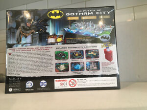 Batman 4D Gotham City Ultimate 1550+ piece set.  Oshawa pickup