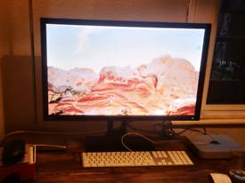 "BenQ BL2710PT 27"" monitor 2560x 1440 2k QHD Design / graphics / gaming"