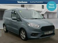 2018 Ford Transit Courier 1.5 TDCi 100ps Limited [6 Speed] Short Wheelbase L1H1