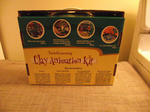 Clay Animation Kit By Tech4Learning Windsor Region Ontario image 2