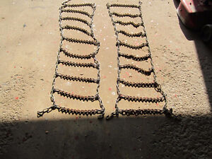 Toro Lawn tractor chains