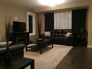 Spacious Open Floor, Two Level, Fully Furnished Executive House