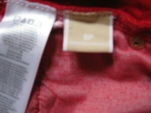 Michael Kors Red Jeans Size 8P West Island Greater Montréal image 5