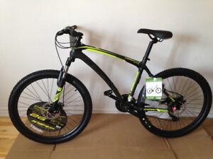 "Carbon Hyper X MTB Bike/ Velo/ Bicyclette/ Bicycle 26"""