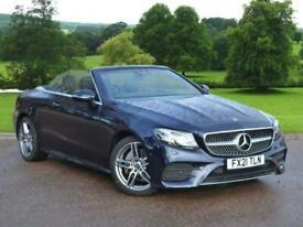 image for 2021 Mercedes-Benz E CLASS DIESEL CABRIOLET E220d AMG Line Premium 2dr 9G-Tronic