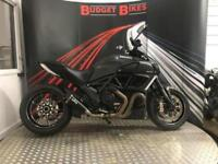 2012 12 DUCATI DIAVEL 1198CC DIAVEL CARBON