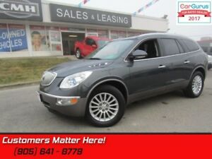2011 Buick Enclave CX  NEW-TIRES PWR-GATE DUAL-PWR-SEATS 7-PASS