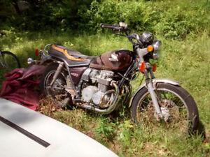 1982 Honda CB 650