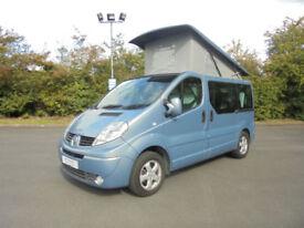 Renault Sebring Knebworth 4 Berth Camper Van For Sale
