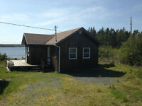 """New Price"" Waterfront Cottage Near Ocean"