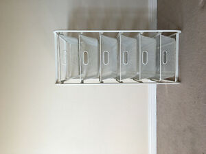 White Mesh Wire Storage Drawers for SALE!!!