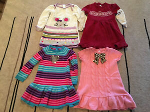 Knitted Dresses 3T