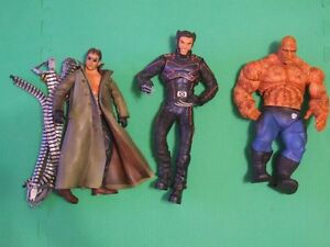 Star Wars, Lord of the Rings, Marvel, Batman Action fig