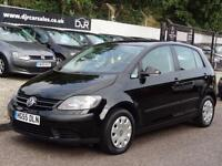 2005 55 VOLKSWAGEN GOLF PLUS 1.4 S 5D 74 BHP