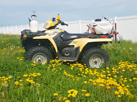 Custom Lawn Chemical Spraying Services