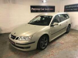 2006/56 Saab 9-3 1.9TiD ( 150bhp ) SportWagon auto Vector,belt changed