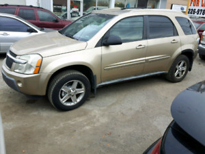 TOP OF THE LINE 2005 CHEVROLET EQUINOX LT AWD SUV!! LOW PRICE!!