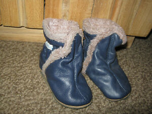 Robeez Leather booties