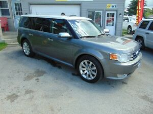 2009 Ford Flex Limited AWD Loaded (7 Passenger) LOW KMS SUV