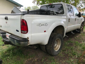 05 Ford F350 Crewcab Dually Project