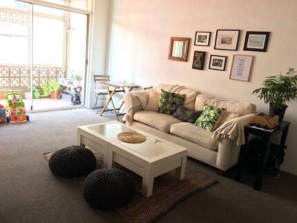 Large room available in cozy 2 bedroom home