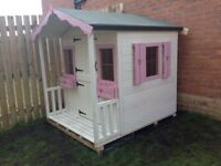 6ft x 5ft playhouse/ Wendy house