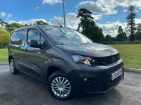 2019 Peugeot Partner BLUEHDI PROFESSIONAL L1 Panel Van Diesel Manual