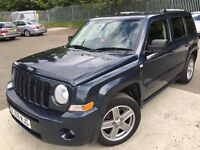 Jeep Patriot two owners