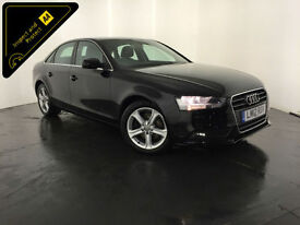 2012 AUDI A4 TECHNIK TDI 4 DOOR SALOON 1 OWNER AUDI SERVICE HISTORY FINANCE PX