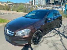 image for 2014 MERCEDES A-CLASS A180 CDI BLUEEFFICIENCY AMG SPORT Auto Hatchback Diesel Au