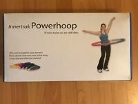 Powerhoop: Weighted Fitness Hula Hoop (4lb)