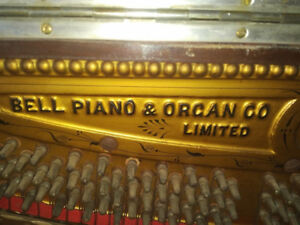 Antique Upright Bell Piano - Built in Guelph!
