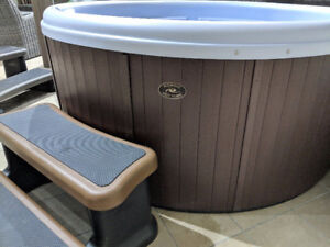 Hot Tubs starting at $3995 - Nordic Plug and Play 110V