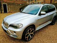 LHD 2007 BMW X5 3.0d auto 2007MY M SPORT PACK, FULLY LOADED LEFT HAND DRIVE