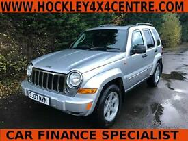 2007 JEEP CHEROKEE 2.8 CRD LIMITED AUTOMATIC 4X4 TURBO DIESEL