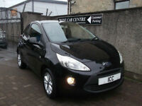 09 59 FORD KA 1.2 STYLE EDITION 3DR NEWSHAPE ALLOYS £30 TAX SPORTS SEATS LOW INS