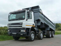 DAF CF 85 340 8 X 4 Steel Body Tipper