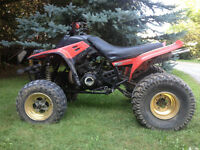 Yamaha Warrior for parts